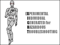 X.I.G.H.T.:eXperimental Individual Generated for Hazardous Troubleshooting